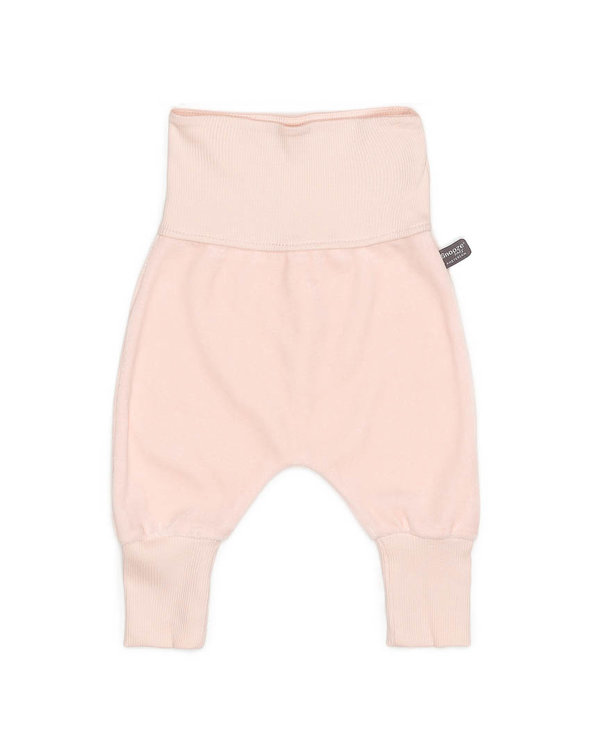 velour baggy pants Pink