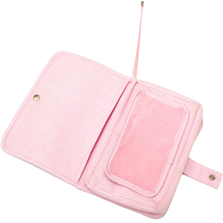 Baby wipes pouch Powder Pink Powder Pink