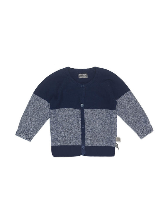 knitted cardigan Indigo