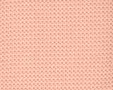 summer crib blanket Dusty Rose_