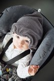 Wrap blanket (Trendy Wrapping) Frost Grey_