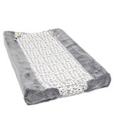 Changing mat cover (Happy Dressing) Frost Grey_