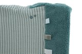 Changing mat cover (Happy Dressing) Smokey Green_