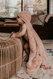 Wrap blanket (Trendy Wrapping) Milky Rust_