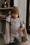 Wrap blanket (Trendy Wrapping) Warm Brown_