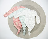 New born Cocoon all-in-1 (0-3 months) Dusty Rose_