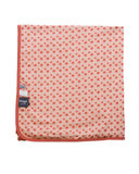 Snoozebaby summer blanket cot Dusty Rose_