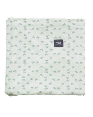 2-pack: Swaddle Gray Mist + Bumble 100x150
