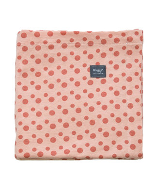 2-pack: Swaddle Dusty Rose + Bumble 100x150