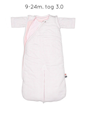 4-season sleepsuit Orchid Blush