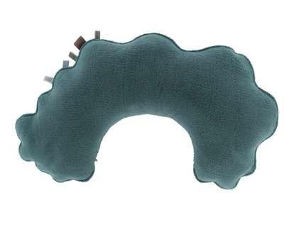 feeding pillow Smokey Green