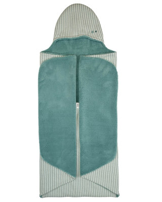 Wrap blanket (Trendy Wrapping) Smokey Green