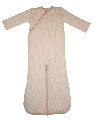 Sleepsuit four seasons 9-24 months Milky Rust TOG 1.0 - 3.0 Milky Rust
