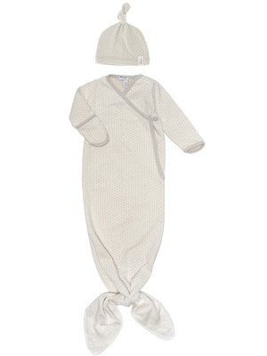 newborn cocon and suit in 1 Stone Beige