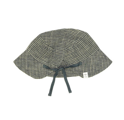 summer hat - colour: Green square SS22