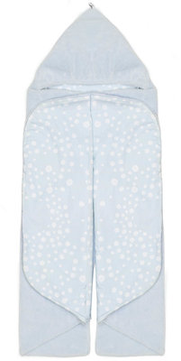Wrap blanket (Trendy Wrapping) Cloudy Blue