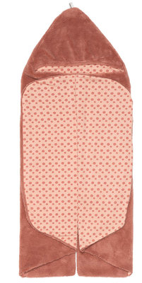 Wrap blanket (Trendy Wrapping) Dusty Rose