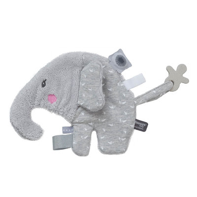 soft toy / cuddle toy Elly Elephant Lovely Grey