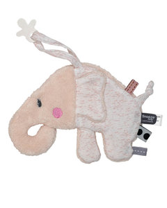 soft toy / cuddle toy Elly Elephant Orchid Blush