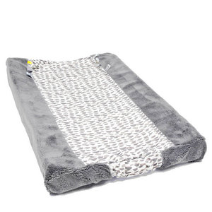 Changing mat cover (Happy Dressing) Frost Grey