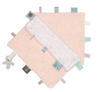 Comfort toy/blanket (Sweet Dreaming) Orchid Blush