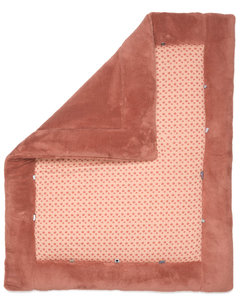 Playmat Cheerful Playing (75 x 95cm) Dusty Rose