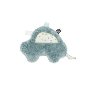 soft toy / cuddle toy Cas Car Gray Mist